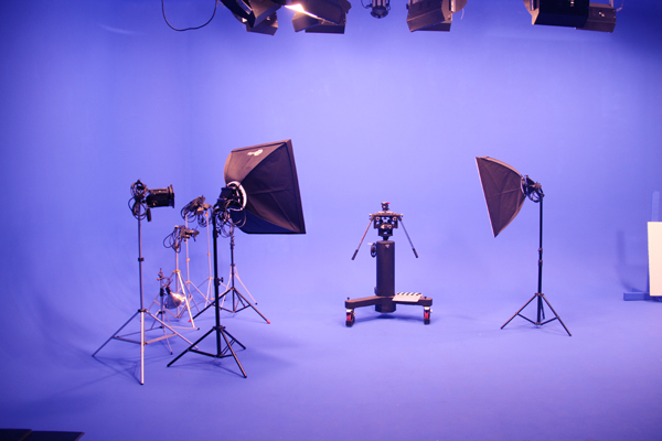 Photo/Video Chromakey studio